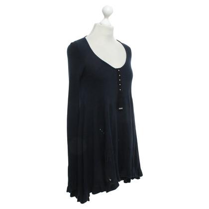 Andere Marke High Use - Kleid in Dunkelblau