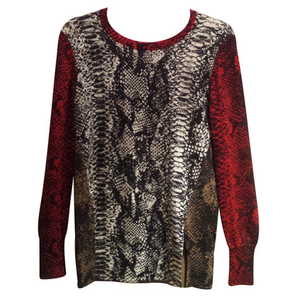 Markus Lupfer Sweater with snake print