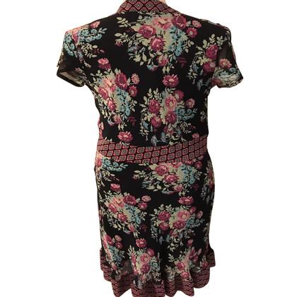 Twin-Set Simona Barbieri silk dress