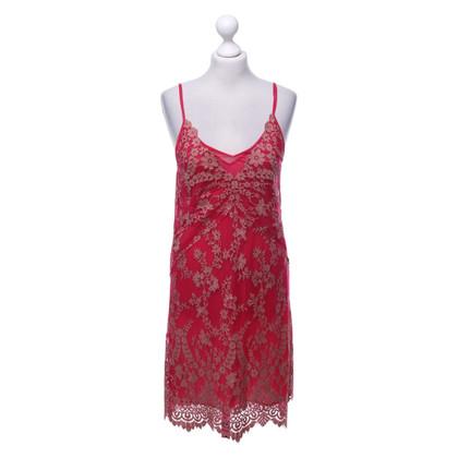 Twin-Set Simona Barbieri Dress with lace
