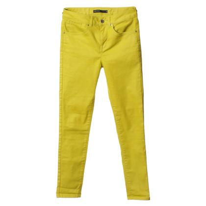 Karen Millen Beschichtete Jeans