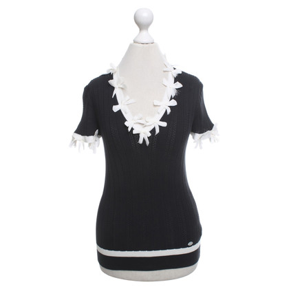 Chanel Top in nero