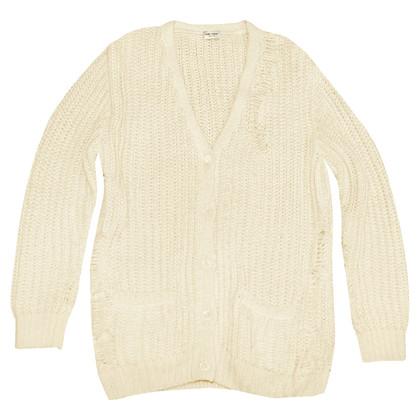 Saint Laurent Strickjacke aus Wolle