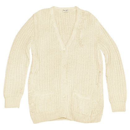 Saint Laurent Cardigan in wool