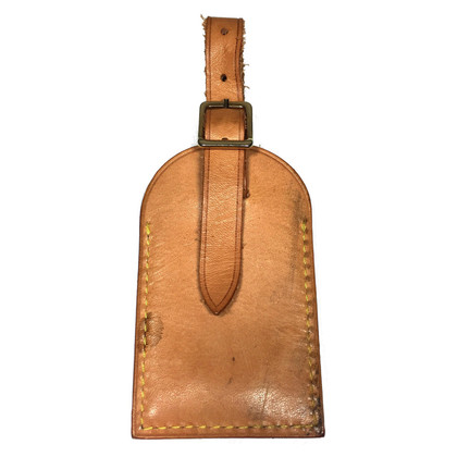 Louis Vuitton Address tag from VVN leather