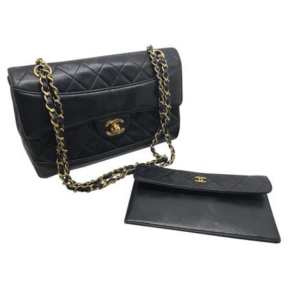 """Chanel """"Classic Flap Bag Medium"""" & Wallet"""
