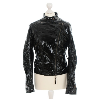 Ambiente Bikerjacke in lacquer finish