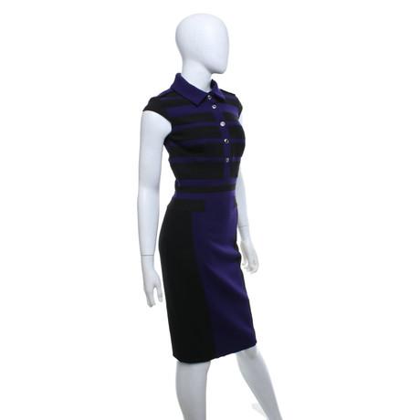Millen Streifenmuster Muster Kleid Karen Bunt mit Millen Karen UqxREXv