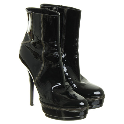 Gucci Ankle boots patent leather