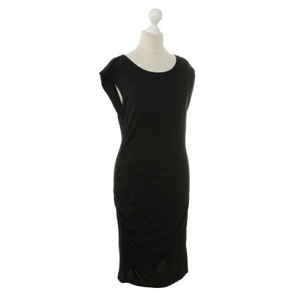 Velvet Schwarzes Jersey-Kleid