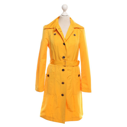 Marc Cain Trechcoat in yellow