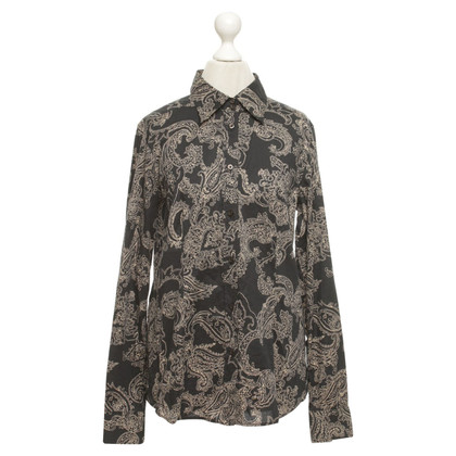 Etro Shirt blouse with paisley pattern