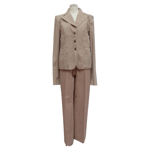 172b06a89f Chanel Tailleur pantalone in Nude - Second hand Chanel Tailleur ...