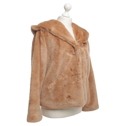 Pinko Web fur jacket
