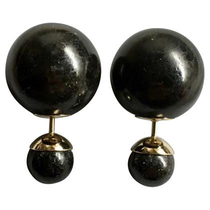 Christian Dior tribal tribales earrings
