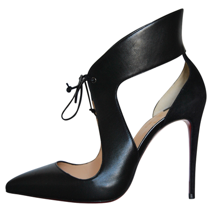 Christian Louboutin Pumps mit Cut Outs