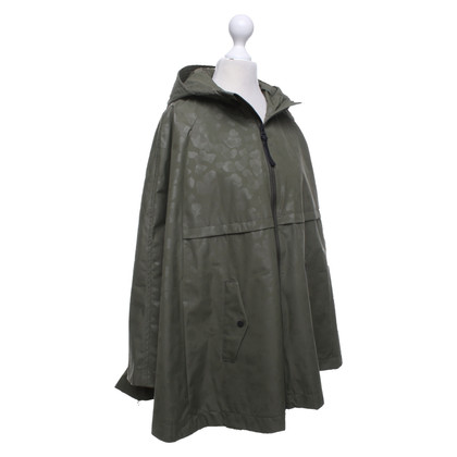 Woolrich Cape de pluie avec capuche