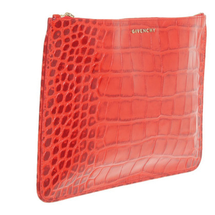Givenchy Clutch im Reptil-Look
