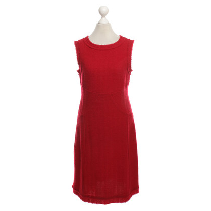 Dorothee Schumacher Shift jurk in rood
