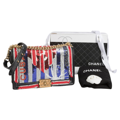"Chanel ""Boy Bag Cuba Limited Edition"""