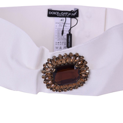 Dolce & Gabbana Belt with brooch