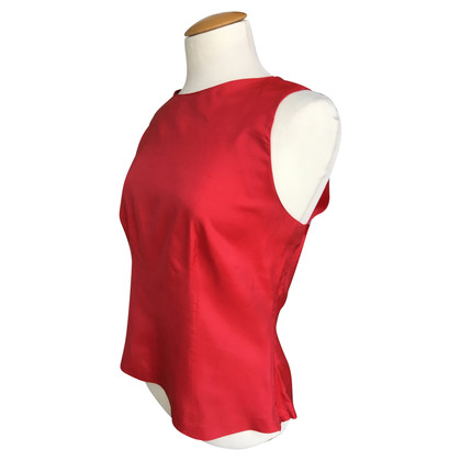 St. Emile Top with silk content