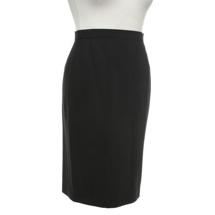 Escada skirt in black
