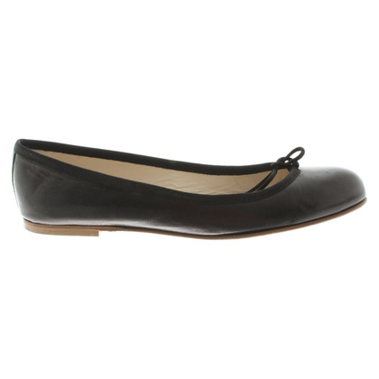 Pollini Ballerinas in brown