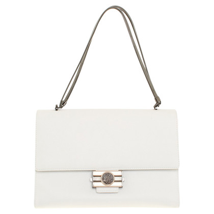 Bulgari Handtas in White
