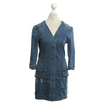 Pierre Balmain Jean dress in dark blue