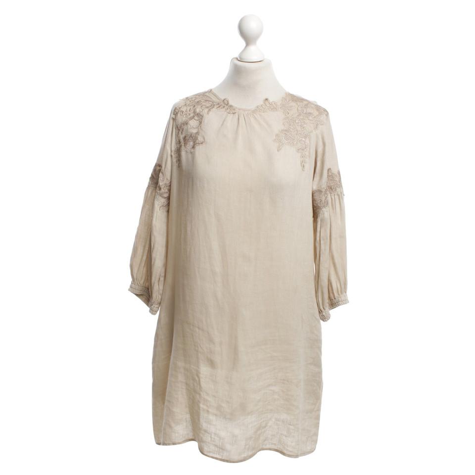 Steffen Schraut linnen jurk