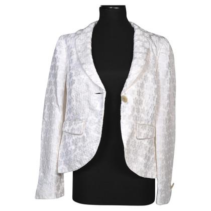 Armani Collezioni Giacca blazer testurizzata