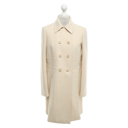 Red Valentino Coat in beige
