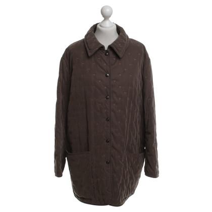 Hermès Jacke in Braun