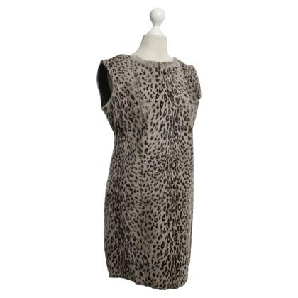 Andere merken DROME - jurk gemaakt van geit huid