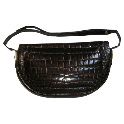 Christian Dior Crocodile leather bag