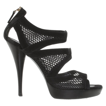 Fendi Sandaletten in Schwarz