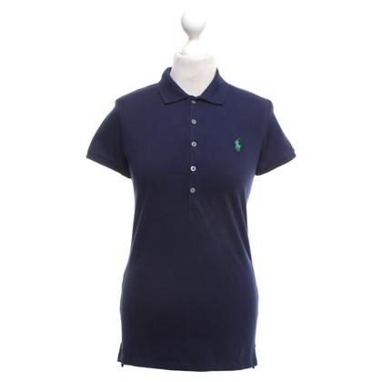 Ralph Lauren Poloshirt in donkerblauw