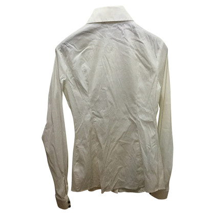 Patrizia Pepe White blouse