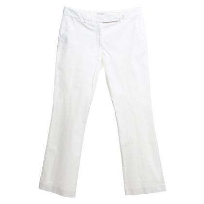 Prada Pantaloni in bianco