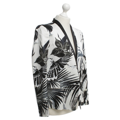 Roberto Cavalli Blazer with pattern