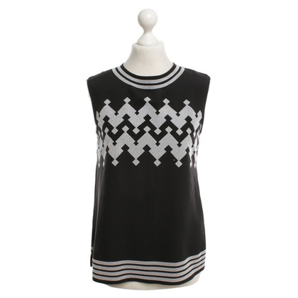 Derek Lam Blouse with pattern