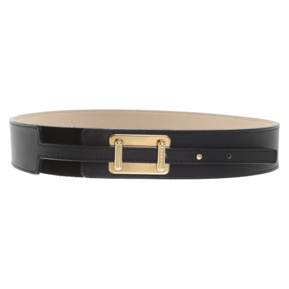 Hugo Boss Waist belt in black