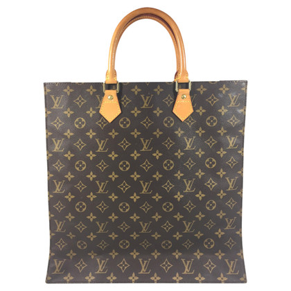 "Louis Vuitton ""Sac plat Monogram Canvas"""