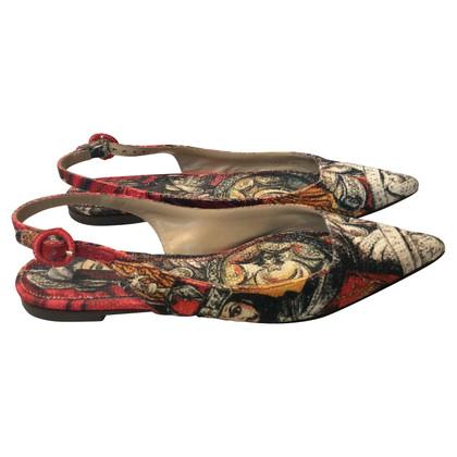 Dolce & Gabbana sling pomp