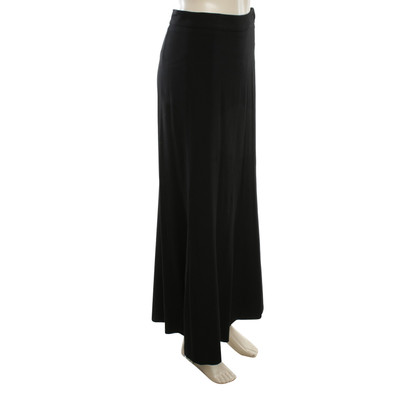Patrizia Pepe Langer skirt in black