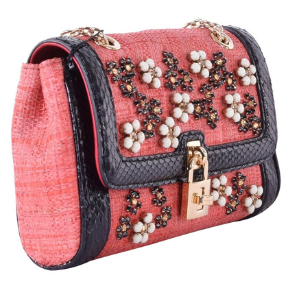 Dolce & Gabbana Handbag with embroidery