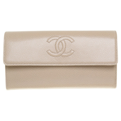 Chanel Wallet in Beige