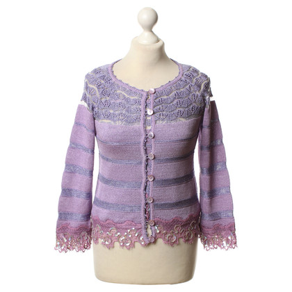 Christian Lacroix Twinset of knitting