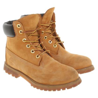 Timberland Boots in ocher